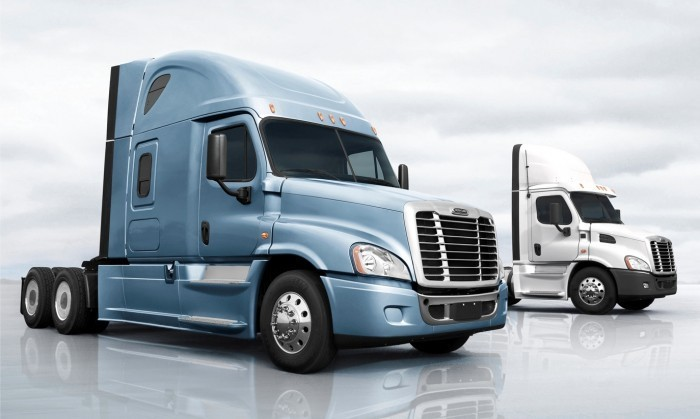 Freightliner Cascadia Evolution Passes 10000 in Orders Американские грузовики   American trucks