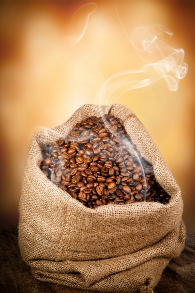 firestock cofee beans 03092013 681x1024 Мешок кофе   Bag of coffee