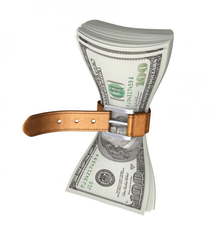 firestock dollars 04092013 700x782 100 долларов на ремне   $ 100 on a belt