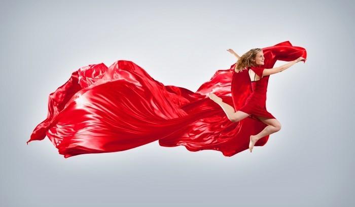 firestock girl red dress 03 09092013 Девушка в красном платье   Girl in the red dress