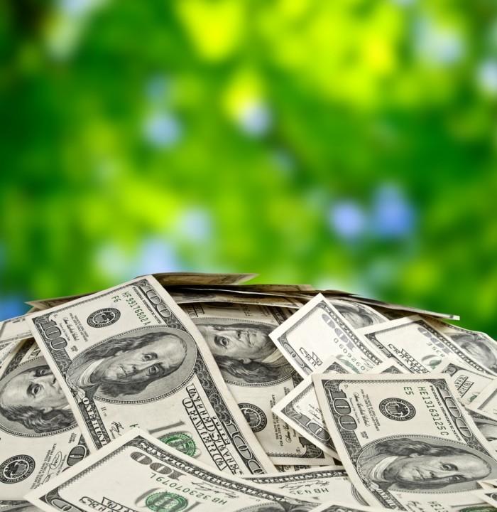 Деньги фото доллары и евро