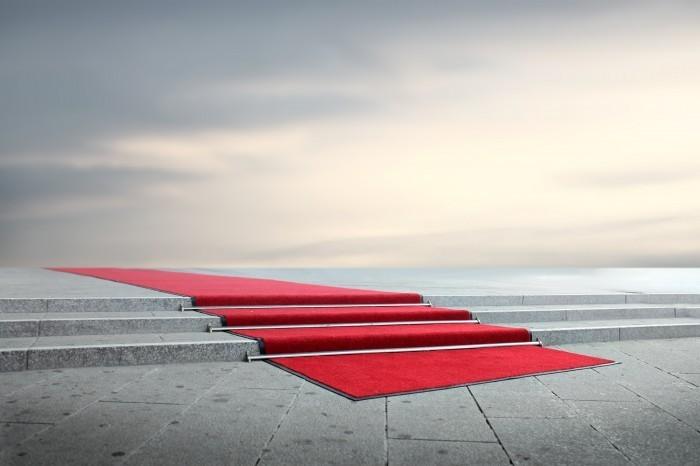 firestock red carpet 04092013 Красная дорожка на ступеньках   Red carpet on the stairs