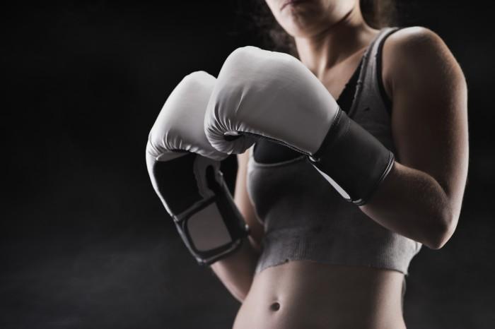 firestock woman boxer 03092013 Женщина боксер   Woman boxer