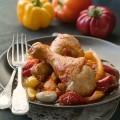 Запеченная курочка - Вaked chicken