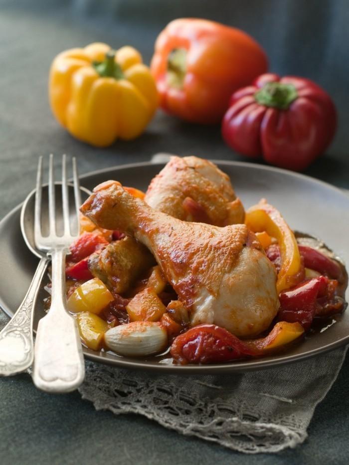 shutterstock 111954995 700x933 Запеченная курочка   Вaked chicken