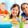 Школьники - Schoolchildren