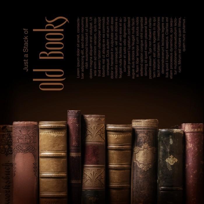 shutterstock 141685819 700x700 Старые книги   Оld books