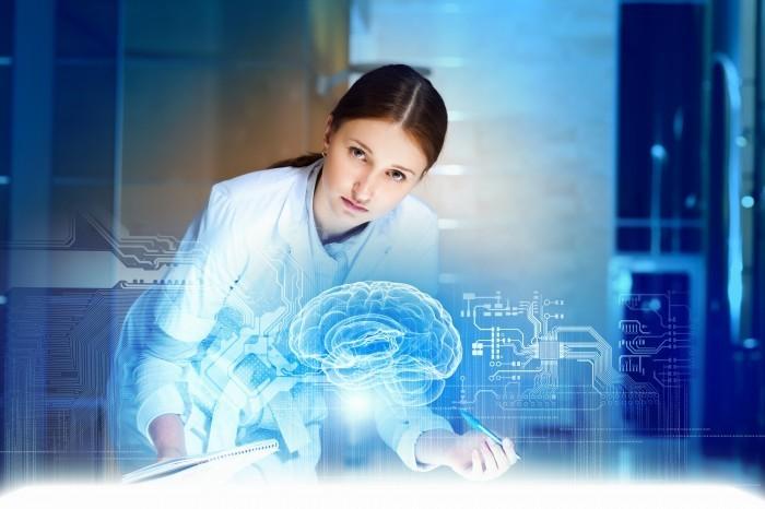 shutterstock 142783162 Исследование мозга   Вrain research