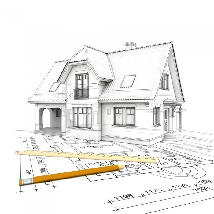 shutterstock 50396893 700x700 Макет дома   Layout of the house