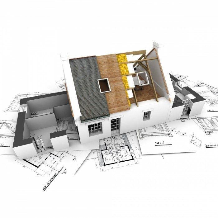 shutterstock 9033394 700x700 Макет дома   Layout of the house