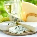 Сыр и вино - Cheese and Wine