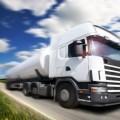 Белый грузовик - White truck