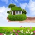 Домик в руке - House in hand