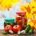 Консервированые овощи - Сanned vegetables