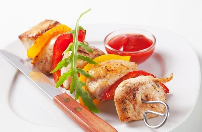 firestock kebab 10102013 Шашлык   Kebabs