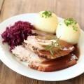 Мясо с картофелем - Meat and potatoes