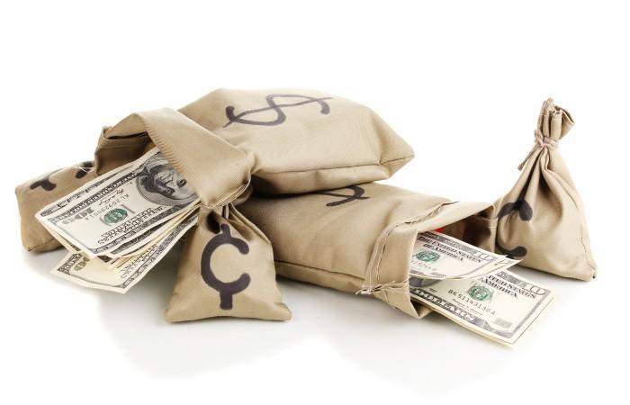 Мешок с долларами водка пшеничная ссср цена купить