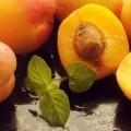 Персики с косточкой - Peaches with bone