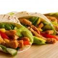 Лаваш с овощами - Pita bread with vegetables