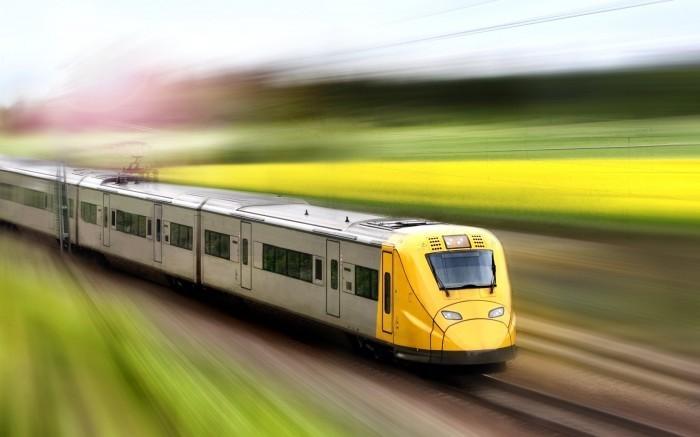 firestock train 02102013 Скорый поезд   Fast train