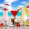Тропические коктейли - Tropical Cocktails