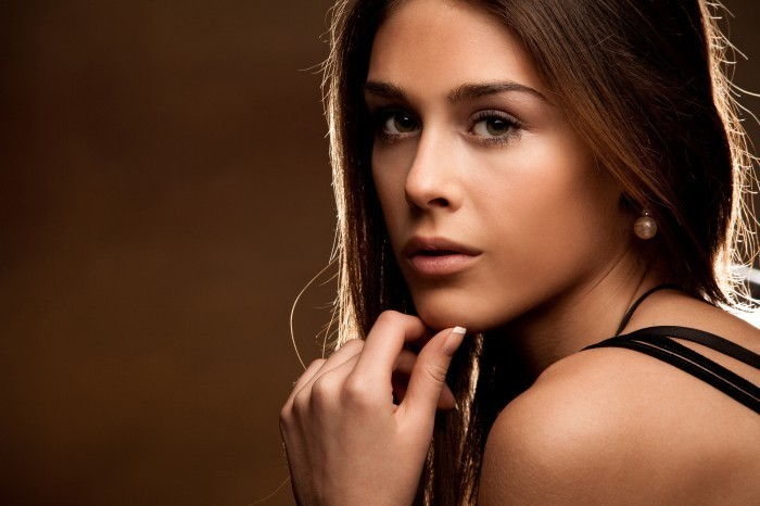 shutterstock 48203248 Красивая девушка   Beautiful girl