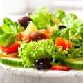 Овощной салат - Vegetable Salad