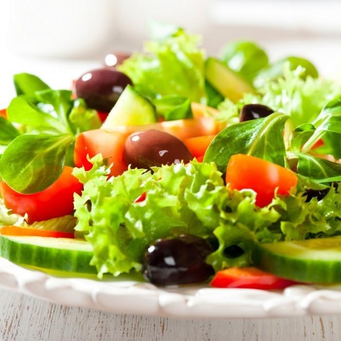 shutterstock 91756397 700x700 Овощной салат   Vegetable Salad