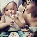 Стильная мама с ребенком - Stylish Mom and baby