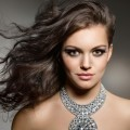 Девушка с ожерельем - Girl with necklace