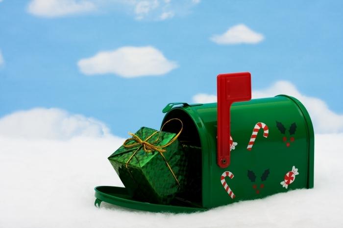 firestock 2711201331 Новогодний почтовый ящик   New mailbox