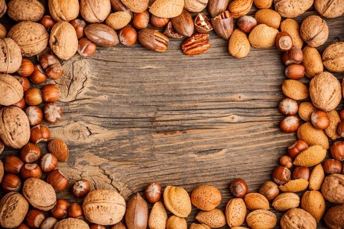 firestock nuts 21112013 Сердце из орехов   Heart of nuts