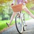 Велосипед с корзиной - Bicycle with basket