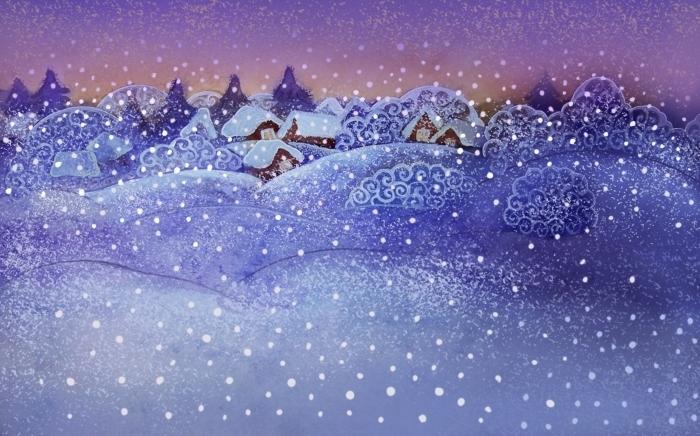 shutterstock 1173548351 Сказочная зима   Fabulous winter