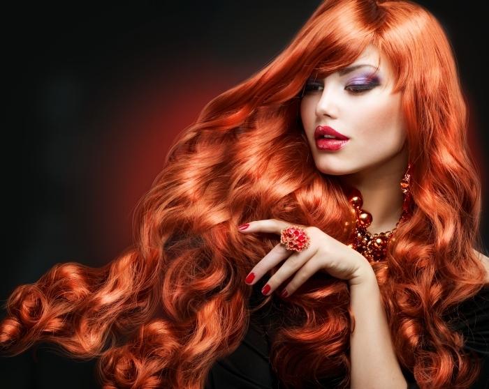 shutterstock 126161645 Рыжеволосая бестия   Red haired beast
