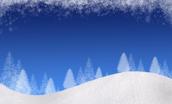shutterstock 42591802 Заснеженные елочки   Snow covered fir trees