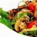 Грибной салат - Mushroom Salad