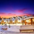 Зимняя усадьба - Winter farmstead