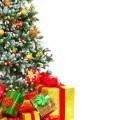 Елка с подарками - Tree with gifts