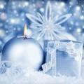 Новогодняя свеча - Christmas candle