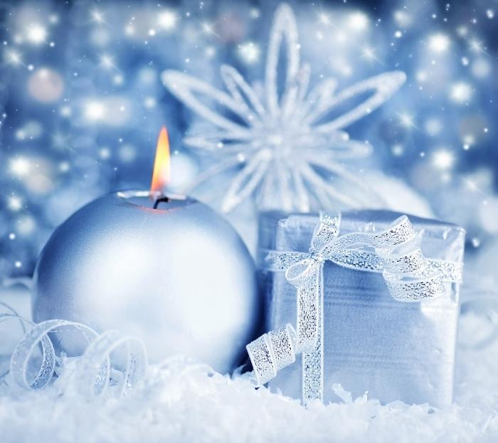 Fotolia 27723821 Subscription XXL Новогодняя свеча   Christmas candle