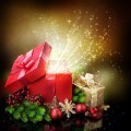 Подарок с сиянием - Gift with radiance