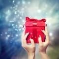 Подарок в руках - Gift in hands