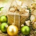 Золотистая декорация - Golden decoration
