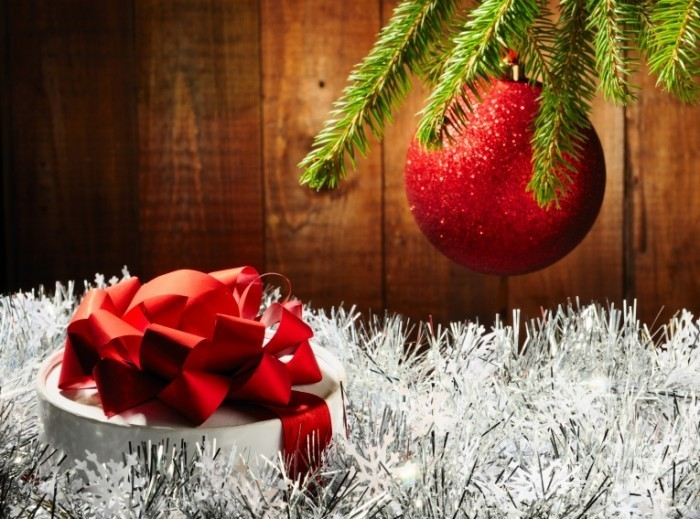 shutterstock 65031682 700x519 Новогодний подарок   Christmas gift