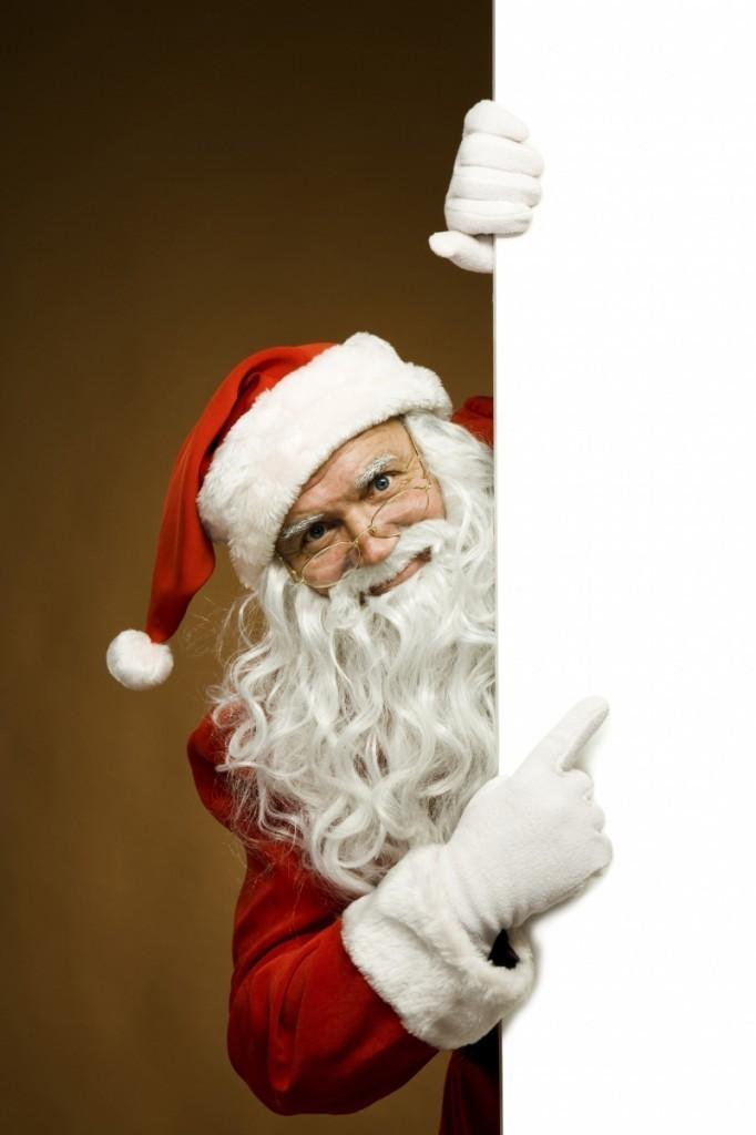 shutterstock 66048781 682x1024 Веселый санта   Cheerful santa