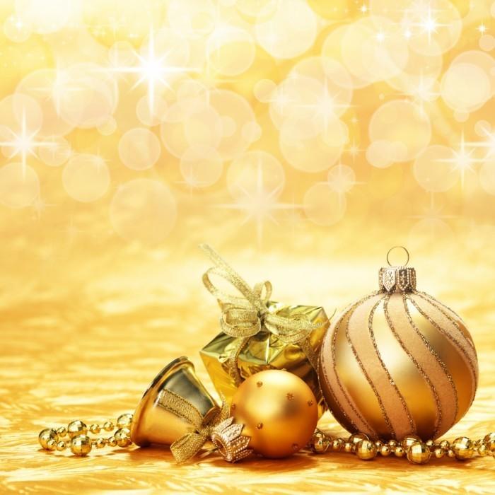 shutterstock 66203713 700x700 Золотистые шары   Golden balls