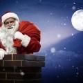 Дед мороз с мешком - Santa Claus with a bag
