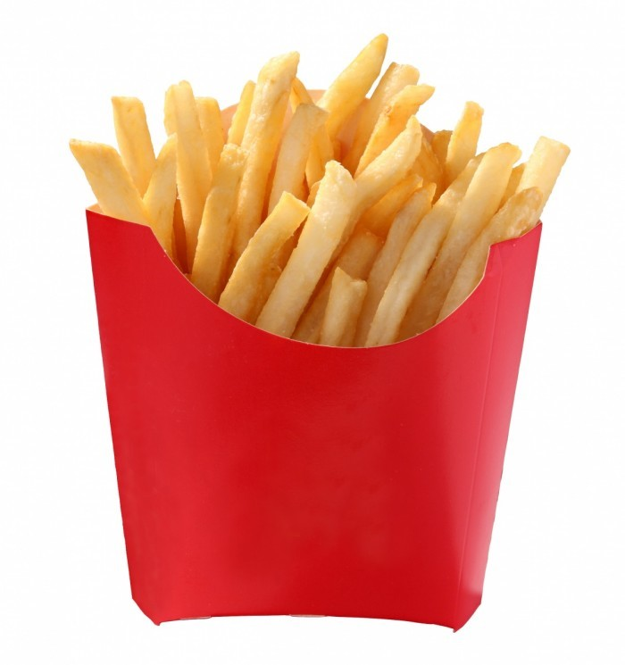 shutterstock 68267206 700x745 Картошка фри   French fries