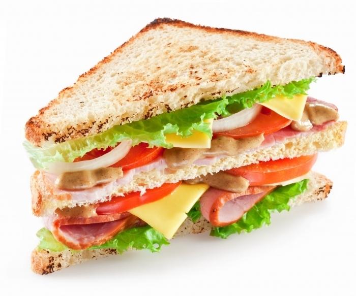 shutterstock 73104145 Сэндвич   Sandwich